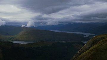 Aussicht Vom Ben Nevis, Schottland von Daphne Photography