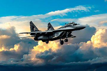Mikojan-Goerevitsj MiG-29 sur Gert Hilbink