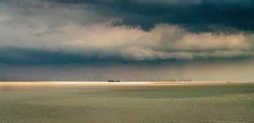Vliehors - Vlieland van Jan Bensliman