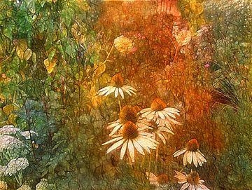 in meinem Garten von Claudia Gründler