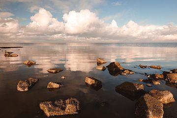 Waddenzee bij eb van Roel Bergsma