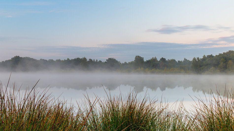 Misty Reflections van William Mevissen