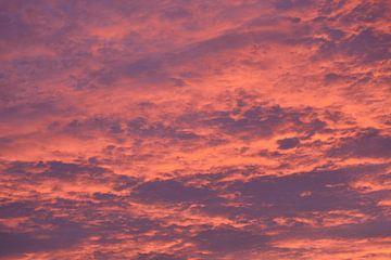 Mysterieuze wolken van Mandy M