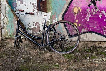Urbex  bike van Cilia Brandts