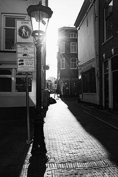 Straßenfotografie in Utrecht von Bart van Lier