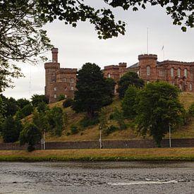 Iverness Castle van Babetts Bildergalerie