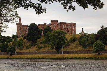 Iverness Castle  sur Babetts Bildergalerie