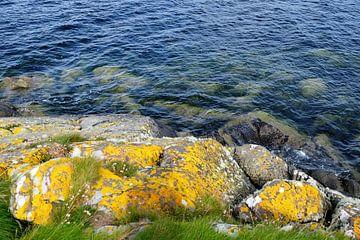Schotland, de zee bij Isle of Bute von Marian Klerx