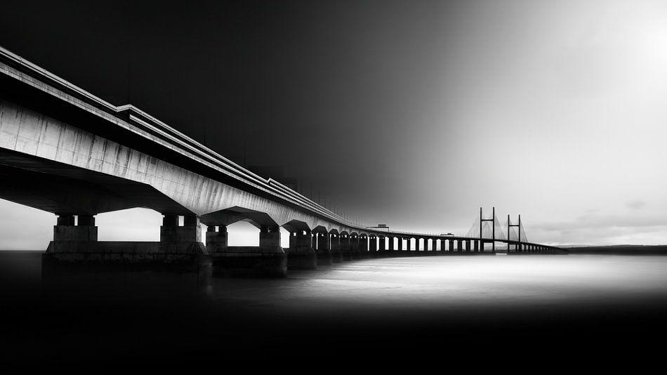 Severn Bridge van Martijn Kort