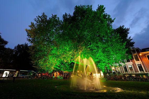Feest der Muzen voor de Stadsschouwburg Utrecht