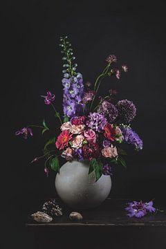 wild flower van Wietske Lavrijssen