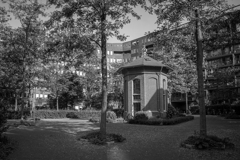 Watertorenplein van Hugo Lingeman