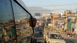 'Busrit', Kathmandu- Nepal van