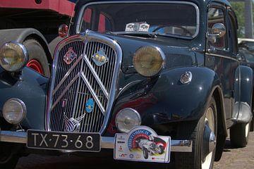 Citroën Traction avant van Marcel Riepe
