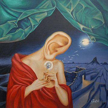 Schrei von Larysa Golik