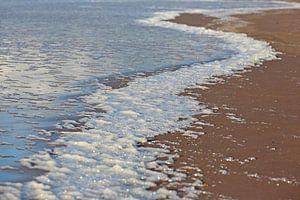 Wandeling langs het Egmondse strand van