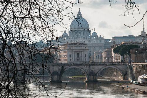 sint pieter rome - vaticaanstad  van