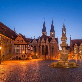 Altstadtmarkt Braunschweig von Patrice von Collani