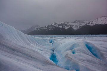 Spaziergang auf dem Perito Moreno Gletser, El Calafate von Bianca Fortuin