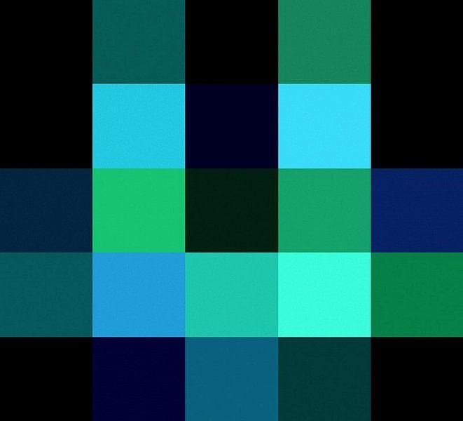 Square Blue