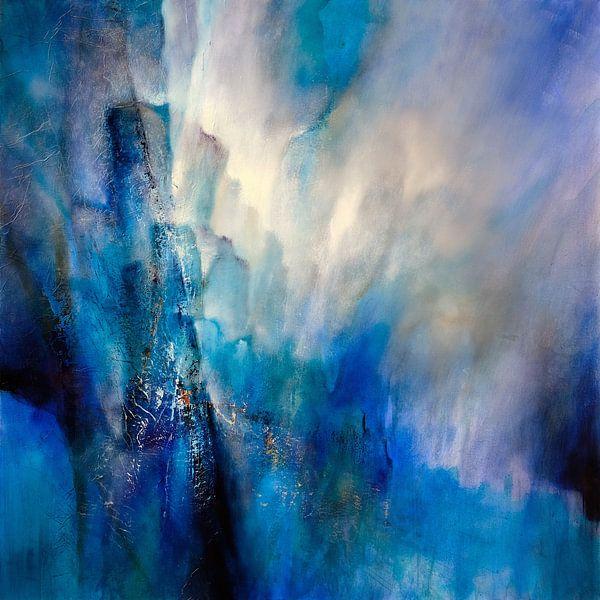 Blaues Licht von Annette Schmucker