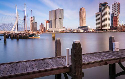Kop van zuid Rotterdam von Ilya Korzelius