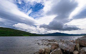 Noorwegen, stuwmeer van Henri van Rheenen