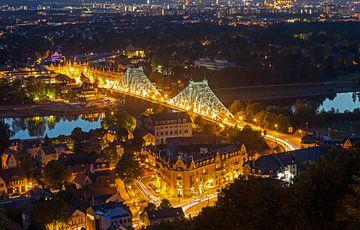 Blaues Wunder - Dresden Loschwitz