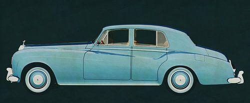 Rolls Royce Silver Cloud III 1963 von Jan Keteleer