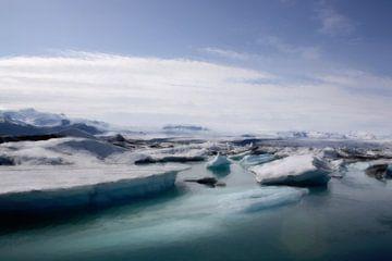 Landschaft Island von Maurice Dawson
