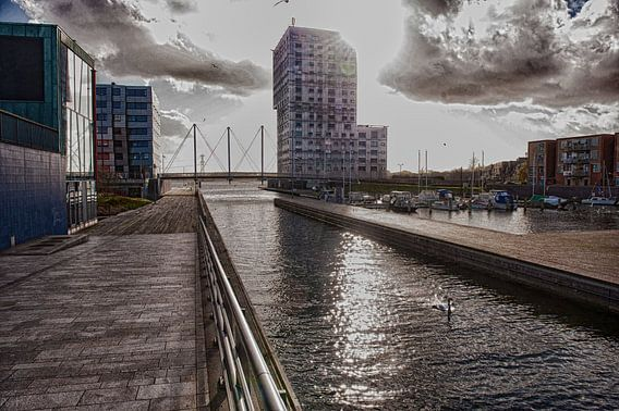 Almere in HDR