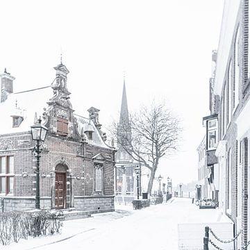 Sluisplein Leidschendam - Brugwachtershuisje