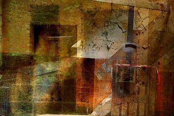 Die verlassene Molkerei von Anita Snik-Broeken