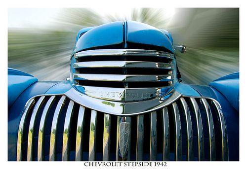 Chevrolet Stepside van