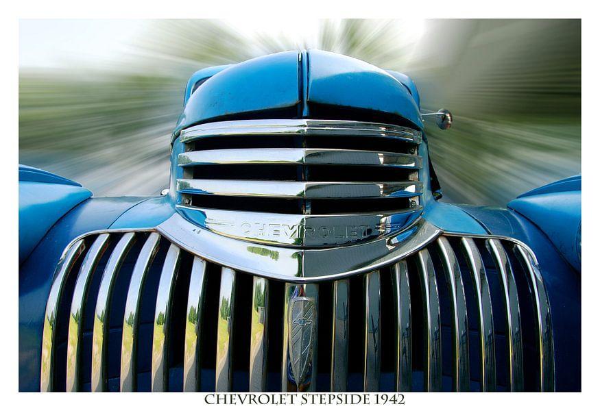 Chevrolet Stepside van Ruud van Ravenswaaij