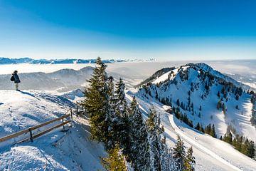 Panorama über den Wolken von MindScape Photography