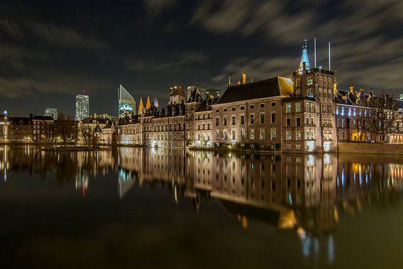 Den Haag Binnenhof van PJS foto