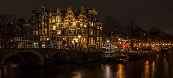 Amsterdam Blues van Marc Smits