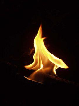 Fire Goblin van Ruth Klapproth