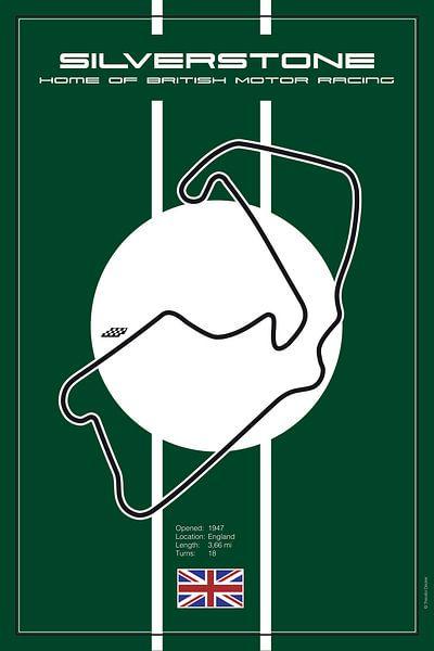Silverstone von Theodor Decker