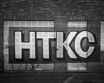 Graffiti an DOEL von celine bg