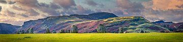 Steinkreis Castlerigg, Lake District, Großbritannien von Rietje Bulthuis