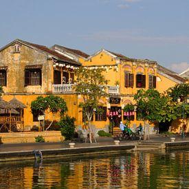 Koloniaal Hoi An, Vietnam van Inge Hogenbijl