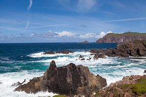 Clogher Strand in Ierland