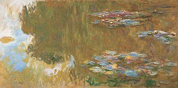 Seerosen (Monet-Serie), Claude Monet