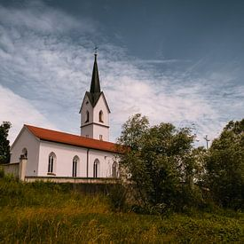 L'église dans la nature sur Thilo Wagner