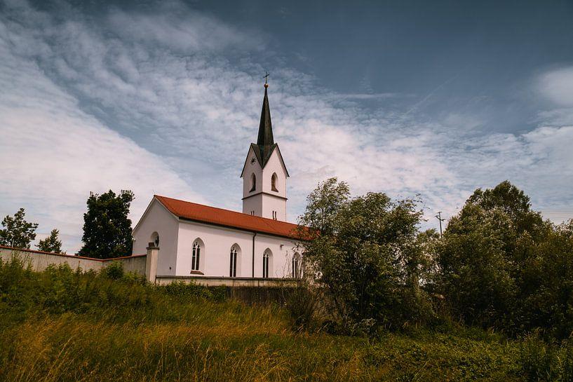 Kirche in der Natur von Thilo Wagner