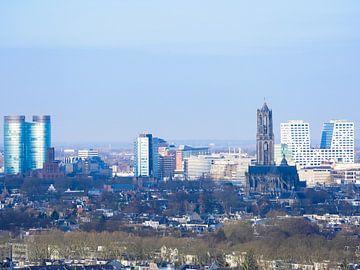 Skyline Utrecht  van Mart Gombert