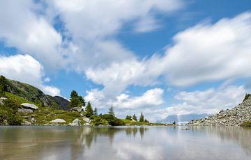 Lac Mirror à Schladming 2 sur