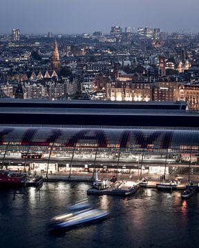 Amsterdam Centraal von Jeroen van Dam